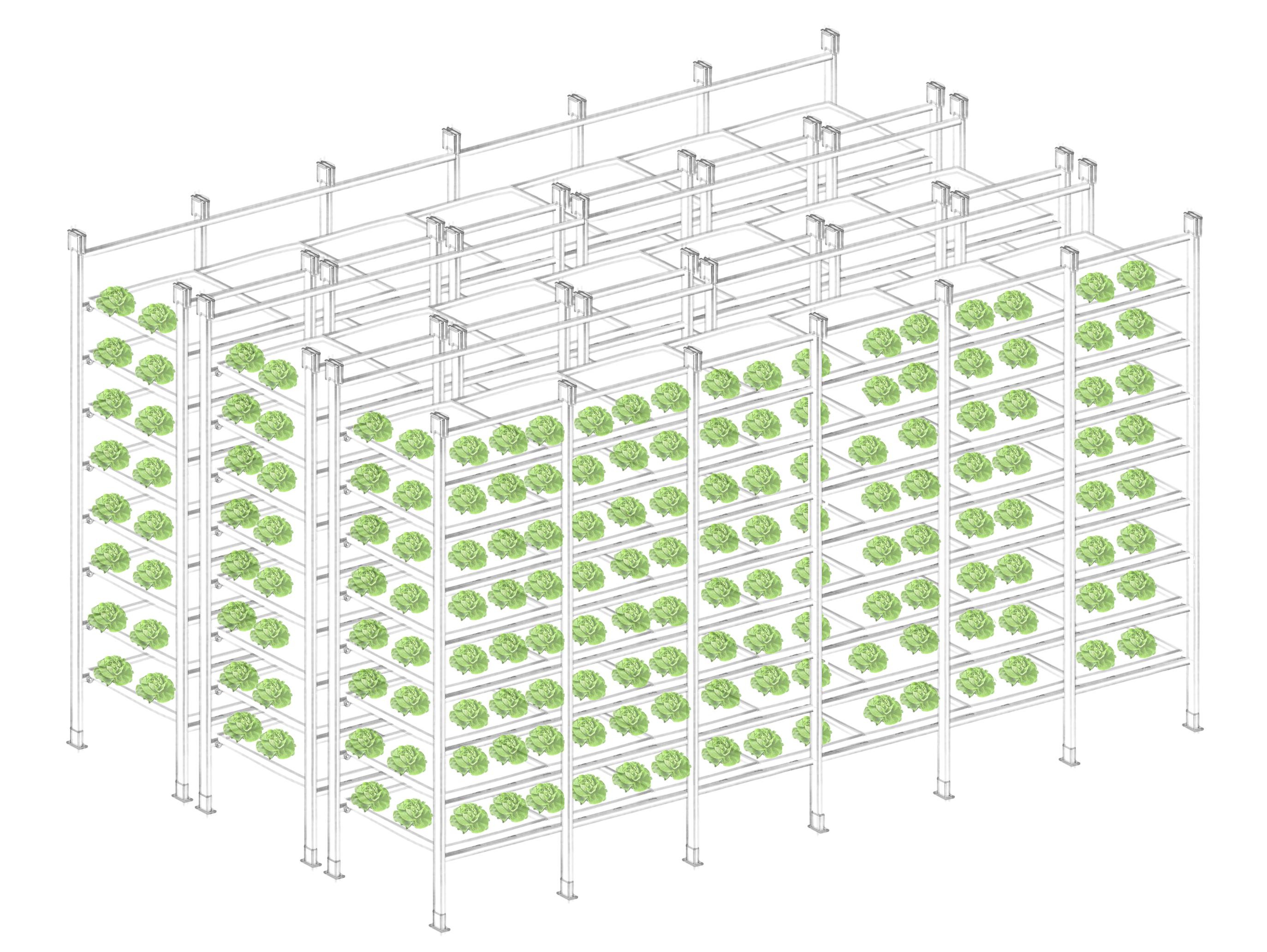 VERTICAL FARM 3D